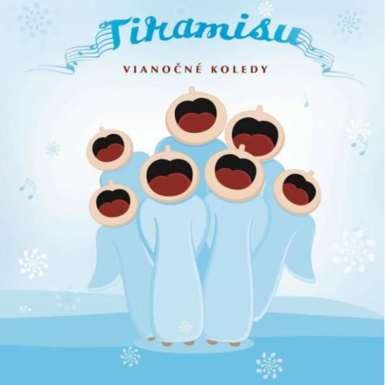CD – Tiramisu / Vianočné koledy