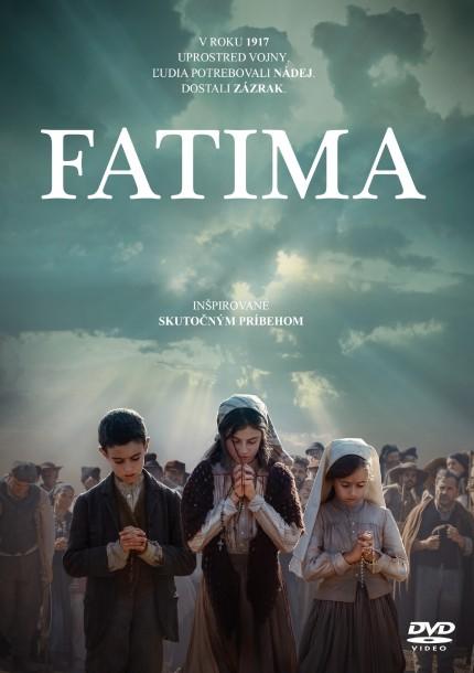 DVD - FATIMA
