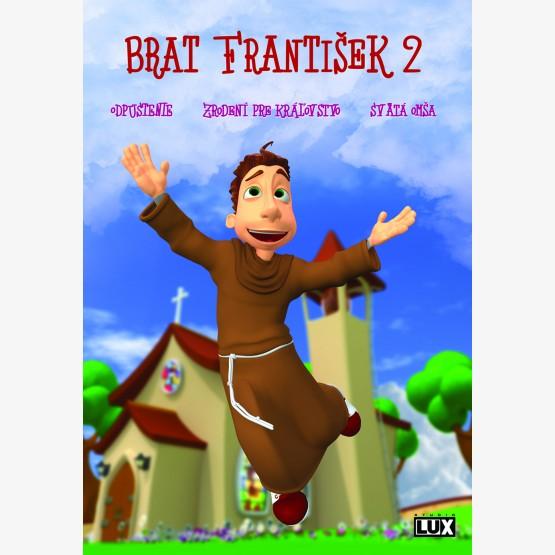 DVD - Brat František 2