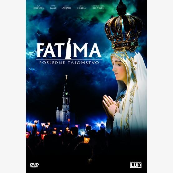 DVD - Fatima - Posledné tajomstvo