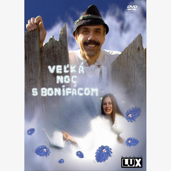 DVD - Veľká noc s Bonifácom