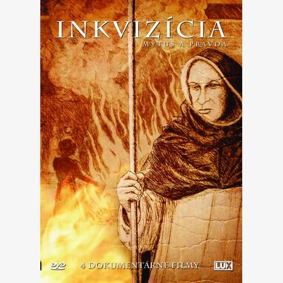 DVD - Inkvizícia - mýtus a pravda