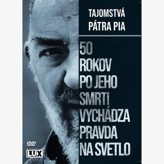 DVD - Tajomstvá Pátra Pia