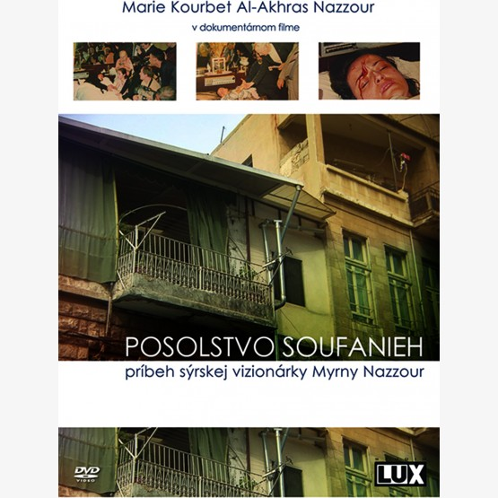 DVD - Posolstvo Soufanieh - Príbeh...
