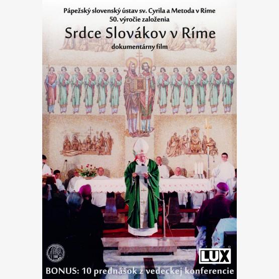 DVD - Srdce Slovákov v Ríme