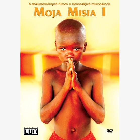 DVD - Moja misia I.