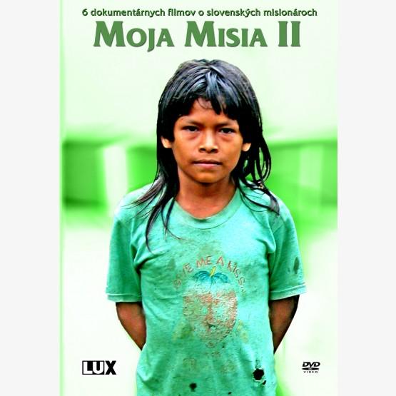 DVD - Moja misia II.