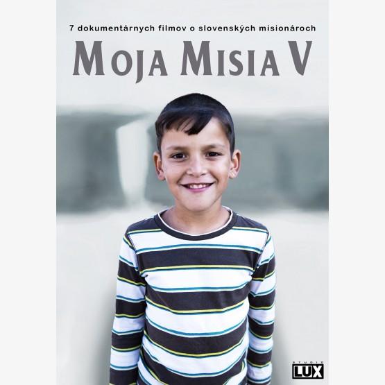 DVD - Moja misia V.