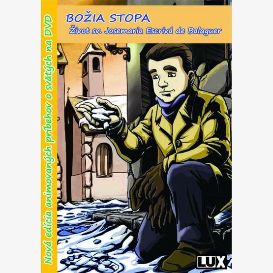 DVD - Božia stopa - Život Josemaria...