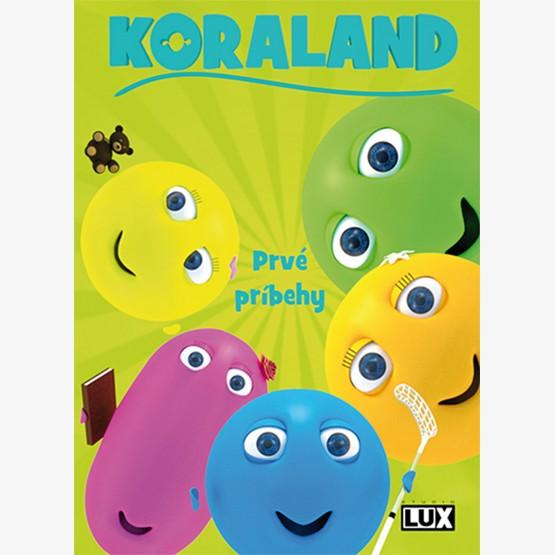 DVD - Koraland - prvé príbehy
